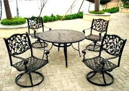 patio table set clearance patio furniture sets patio table for your garden and backyard furniture set patio furniture