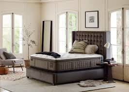 stearns and foster king mattress. Stearns \u0026 Foster McKee Luxury Firm Euro Pillowtop King Mattress And