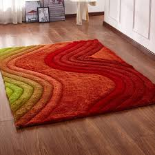 orren ellis kleiber gy 3d greenorangered area rug red yellow green area rugs
