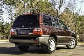 2004 Toyota Land Cruiser Stock # 064250 for sale near Marietta, GA ...