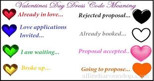Valentines Day 2018 Dress Code Feb 14 Dress Colour Meaning Orange
