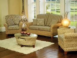 Small Picture Natural Home Decor with Rattan Furniture Adorable Home