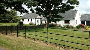 estate fencing parkland fencing traditional estate fencing