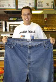 jared form subway ex subway spokesman jared fogle gains back weight while in prison