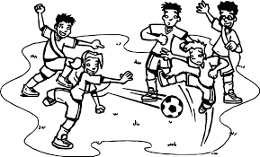 Soccer Coloring Pages Pdf Soccer Coloring Pages The Ideal Images