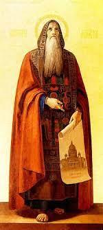 Преподобный ИсаакийДалматский