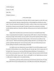 personal philosophy of success essay rajaram christina rajaram  2 pages