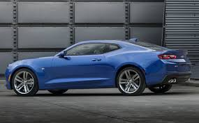 2016 Chevrolet Camaro Officially Unveiled, Now With 455HP V8, 2.0L ...