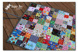 I Spy Quilt!! - Sugar Bee Crafts & That way when I'm traipsing onto the football field with 3 kids in tow and  dragging various chairs, jackets, etc, it'll be easily transportable – I  can hand ... Adamdwight.com