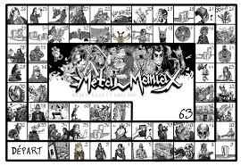 Jeu De Soci T Metal Iv Metalmaniax