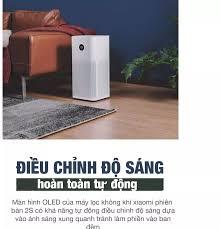 ⭐Máy lọc không khí Xiaomi 2S Mi Air Purifier - Bảo hành 12 tháng: Mua bán  trực tuyến Thiết bị máy lọc không khí với giá rẻ