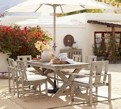 tufted sunbrella outdoor dining chair