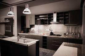kitchen ideas dark cabinets modern. Interesting Kitchen Design Ideas Dark Cabinets And With Others Impressive Modern
