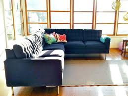 modern blue sofa to decorate living room blue couches living rooms minimalist