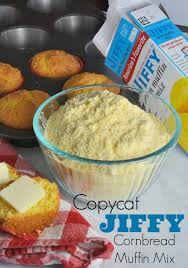 jiffy cornbread ingredients. Plain Jiffy Copycat Jiffy Cornbread Muffin Mix Recipe 5 Ingredients To Make Cornbread  Muffin Mix At Home Throughout Ingredients
