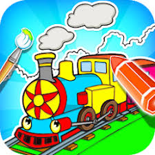 A wide variety of train coloring book options are available to you, such as printing type, product material. Download Train Coloring Book Drawing Game 2 0 3 4 Apk For Android Apkdl In