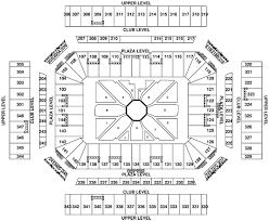 Alamodome Seating Chart Configuration Maps Alamodome
