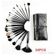 2016 newest professional cosmetic makeup brushes set kit tool black pouch bag very very good cosmetic brands elf cosmetic from better 8 2 dhgate