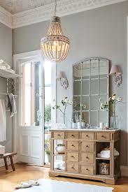 Vintage Badezimmer Mit Praktischem Waschtisch Mit Schubladen