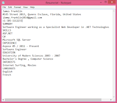 amazing ideas resume parsing 6 office resume parser by aspose for net  sample in c visual