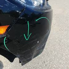 realizing someone dinged your parked car and left a massive scratch is one of the most annoying things that can happen in a day