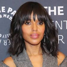 Hairstyles With Bangs 1 Stunning Lobs With Bangs Haircut And Hairstyle Ideas InStyle