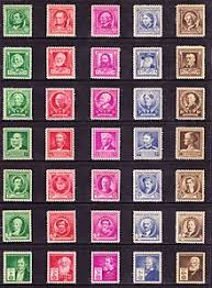 postage stamps and postal history of the united states