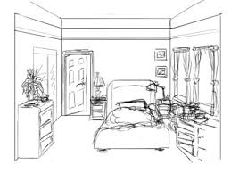 bedroom clipart black and white. Unique Bedroom Black And White Bedroom Clipart View All Messy Bed Cliparts For Clipart R