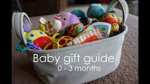 baby gift ideas favorite toys 0 3 months
