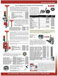 Lee Dipper Conversion Chart Lee Progressive Presses And Accessories Midsouth Shooters