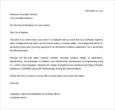 Job Letter Template From Employer 15 Letter Of Employment Templates Doc Pdf Free Premium Templates
