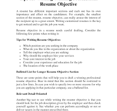 Professional Resume Help Resume Help Objective Writing Career Examples Statement Job 72