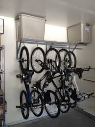 interior bike hangers for garage new storage in mtbr com throughout 7 from bike hangers