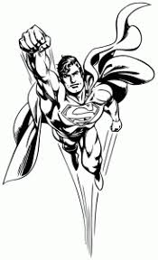 The first real superhero and a true marvel legend, known from the classic comic series. Superman Free Printable Coloring Pages For Kids