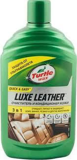 <b>Очиститель</b> и <b>кондиционер кожи Turtle Wax</b> Luxe Leather, FG7715 ...