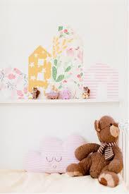 Little Girls Bedroom Wallpaper My Little Big Girls Bedroom This Little Street This Little