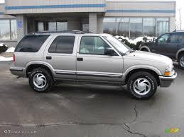 1999 Light Pewter Metallic Chevrolet Blazer LT 4x4 #26068337 ...