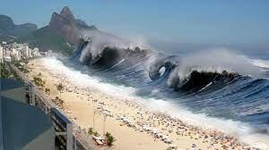 5 Biggest Tsunami Caught On Camera ...
