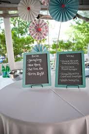 Chalkboard Wedding Bar Signs ...