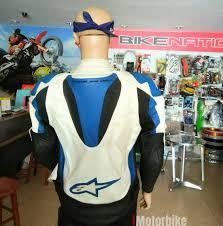 alpinestar original tech 1 r leather jacket