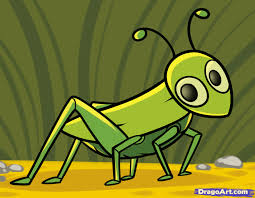 Image result for grasshopper cartoons