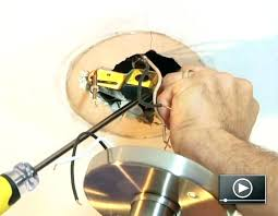 install ceiling light replacing no ground wire house decorative newest how to pendant fixture installing easily