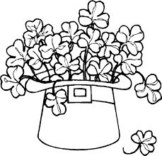 St Patricks Day Coloring Free St Patricks Day Coloring Pages Happiness Is Homemade