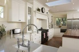 Design Ideas For White Kitchens Traditional Home With White Kitchen