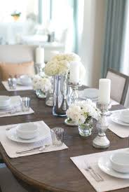 Diy Kitchen Table Centerpieces 25 Best Ideas About Dining Table Decorations On Pinterest