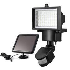 Solar Powered Motion Detector Security Lights Hot Sale High Quality 100 Smd Led Solar Powered Sensor