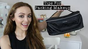 what s in your makeup bag 2016