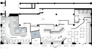 Restaurant Kitchen Layout Small Restaurant Kitchen Floor Plan Restaurant Floor Plan Design