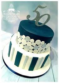 Cake Design For Men