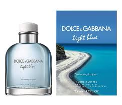 Light Blue Pour Homme Dolce Gabbana Light Blue Swimming In Lipari Dolce Gabbana For Men